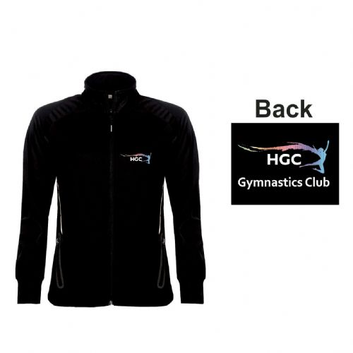HGC Girls Tracksuit Top